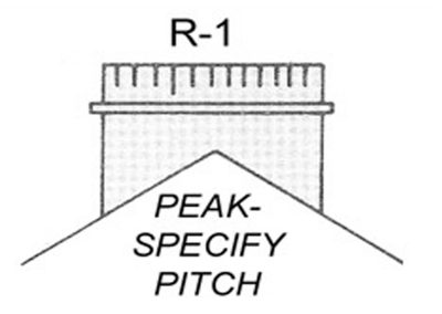 Fixed Pitch Ventilator Bases